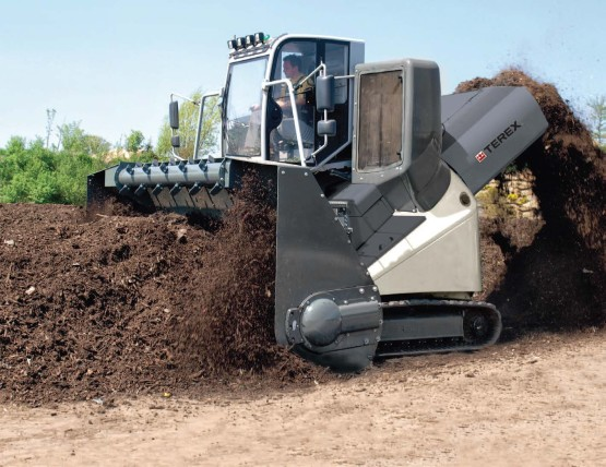 TWT 500 Windrow Turner ENG